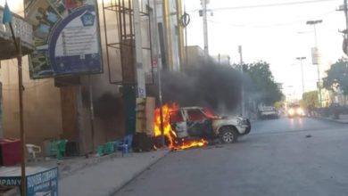 Photo of Car bombs kill one in Somali capital amid surge in violence