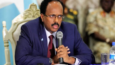 Photo of Somali president launches blistering attack on 'fuming' opposition