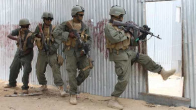 Photo of Somalia claims capture of al-Shabab explosives expert