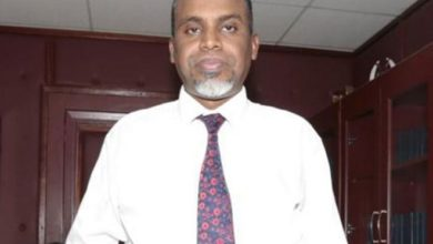 Photo of Kenya's Director of Public Prosecutions Noordin says death threats will not stop me
