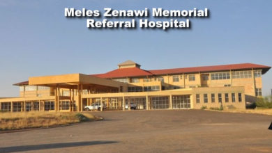 Photo of Jigjiga Hospital Named After Meles Zenawi Changing Its Name