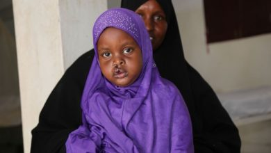 Photo of AMISOM puts a smile on the faces of cleft lip patients in Kismayo