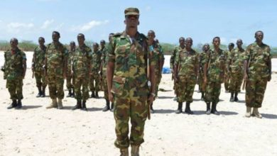 Photo of Somalia army arrests 32 al-Shabab militants
