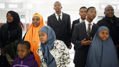Photo of Somali family wins fight to stay in country