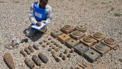 Photo of UK aid will protect more than 820,000 people from threat of lethal landmines