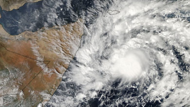 Photo of Storm warning for northern Somalia coast as tropical storm nears
