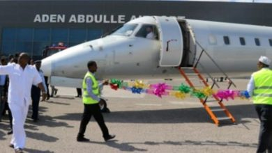 Photo of First commercial flight in 40 years links Ethiopia to Somalia