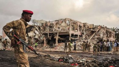 Photo of Mogadishu's alleged role in palace coups