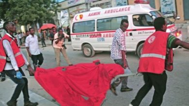 Photo of Somalia's vital Aamin Ambulance service 'faces closure'