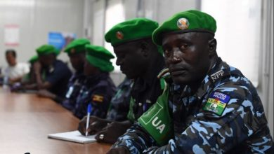 Photo of AU mission trains police on curbing terror threats at checkpoints in Somalia