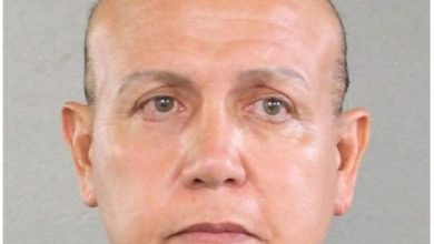 Photo of US mail bombs: Cesar Sayoc charged after campaign against Trump critics