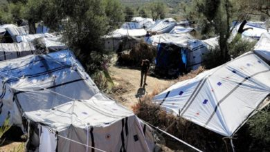 Photo of For women in Greek migrant camps, even showers are unsafe: Amnesty