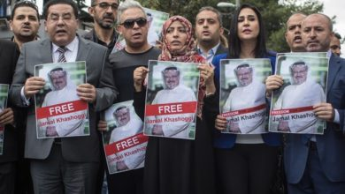 Photo of President Trump Says He's 'Concerned' About Missing Saudi Journalist Jamal Khashoggi