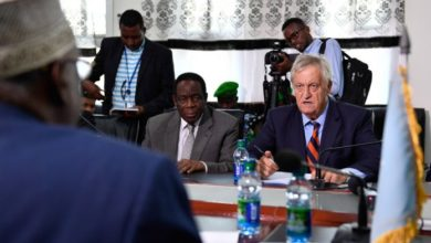 Photo of UN And AU Envoys Meet Southwest Leaders And Candidates