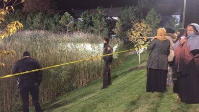 Photo of 2 bodies pulled from Chaska pond after frantic search for missing cousins
