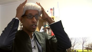 Photo of Journey to success: The London barrister who escaped war in Somalia