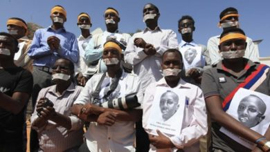 Photo of Somalia urged to end violence against journalists