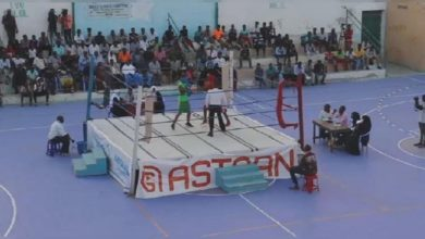Photo of Somalia's first boxing tournament in 40 years held
