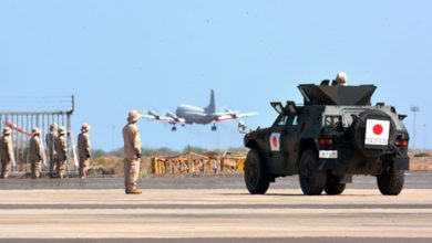 Photo of Japan to expand SDF base in Djibouti in part to counter China