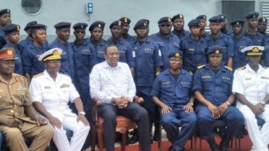 Photo of Kenya launches Kenya Coast Guard Service for resource protection