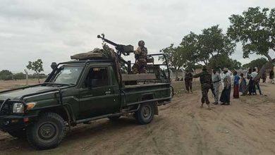 Photo of Four Shabaab militants killed in Linda Boni operation