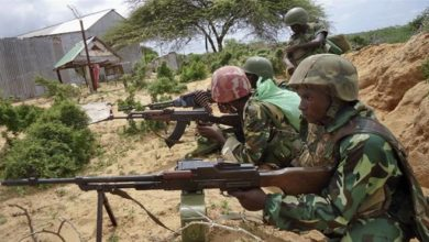 Photo of US army says Somalia air raids target al-Shabab, kill 37 fighters