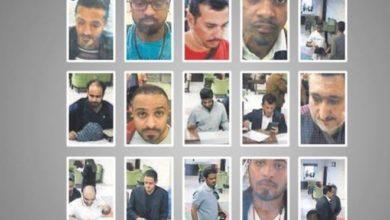 Photo of The 15 Saudis who flew to Turkey before Khashoggi's killing