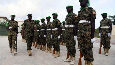 Photo of Ugandan military chief visits Somalia to shore up transition plan