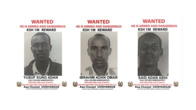 Photo of Kenya identifies suspects in Italian woman's kidnapping