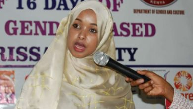 Photo of Stop all violence against women, Fardowsa urges Garissa county first lady