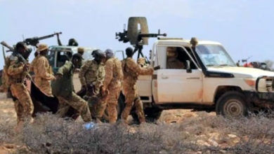 Photo of Breaking: Heavy fighting resumes near Somaliland-Puntland border town