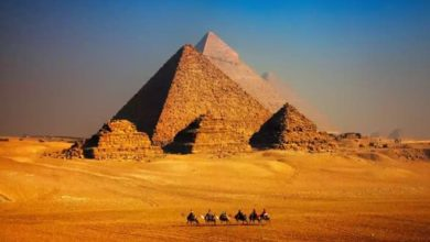 Photo of New discovery throws light on mystery of pyramids' construction