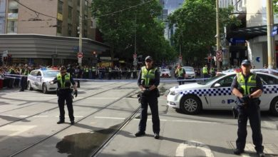 Photo of One dead, two hurt in Australia 'terror' attack