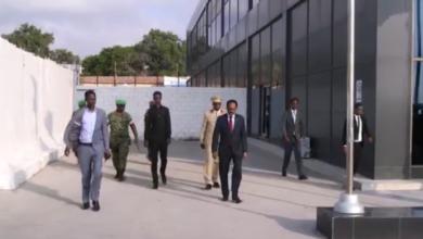 Photo of Somali President Mohamed Abdullahi Farmajo Leaves For Ethiopia