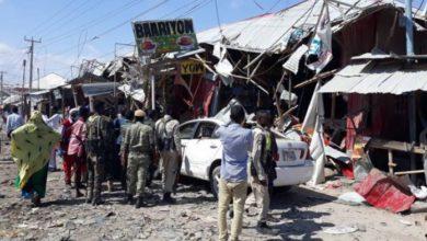 Photo of Eight Killed In Mogadishu Market Bombing