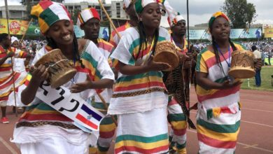 Photo of In pictures: Ethiopians drum for unity