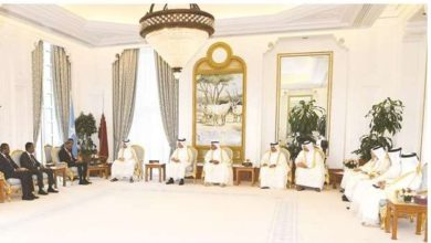 Photo of Qatar, Somalia sign pacts to strengthen bilateral ties