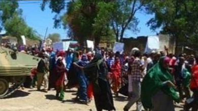 Photo of Use of lethal force to quell protests in Baidoa unjustifiable