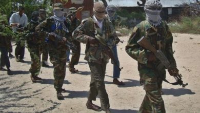 Photo of Islamic State battling against Al Shabaab in Somalia?