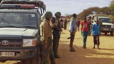 Photo of Four police officers injured in grenade attack in Mandera