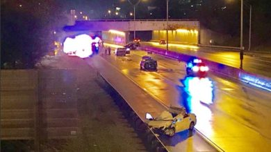 Photo of Columbus: 3 killed after several vehicles crash on I-71 North