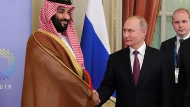 Photo of Russia Warns U.S. Against Interfering in Saudi Royal Succession