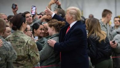 Photo of US President Donald Trump makes surprise Iraq visit