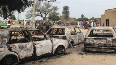 Photo of Boko Haram sacks two military bases in Baga