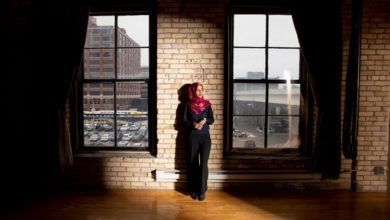 Photo of Glorified and Vilified, Representative-Elect Ilhan Omar Tells Critics: 'Just Deal'