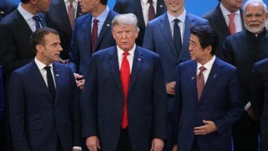 Photo of Donald Trump was Only World Leader to Reject Climate Change in G20 statement