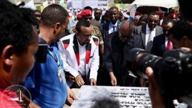 Photo of E. African leaders inaugurate Chinese-built dev't projects in Ethiopia