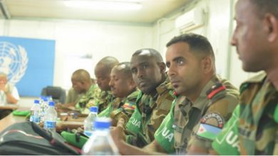 Photo of AMISOM to reconstitute military bases to enhance troops' safety