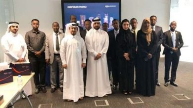 Photo of QFBA hosts diplomatic delegation from Somalia
