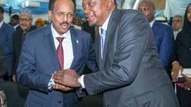 Photo of Somalia President calls Uhuru, offers support in fight against al Shabaab